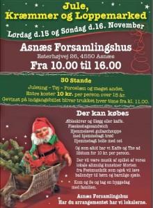 Jule - kræmmer og Loppemarked 2014